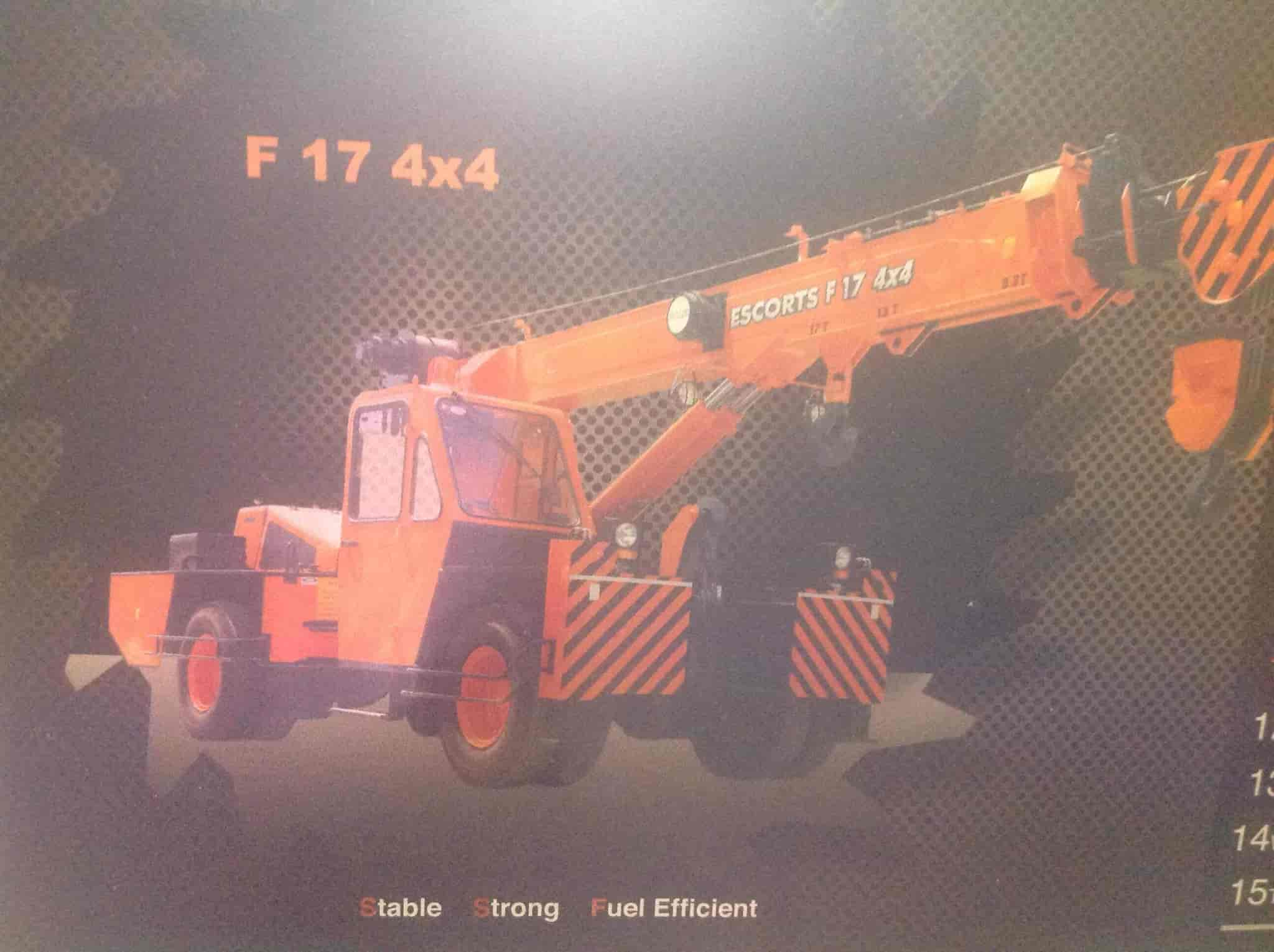 Top 30 Cranes Hire 150 Tons Manitowoc in Kalyan City - Best