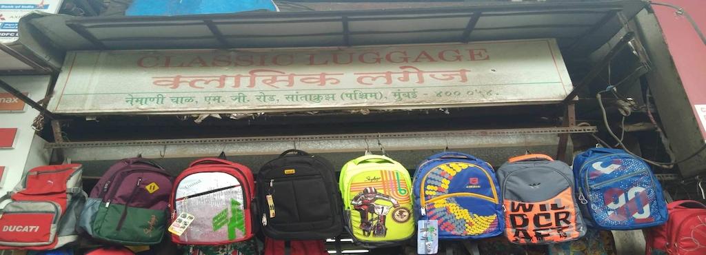 2e2a7099b1 Classic Luggage, Santacruz West - Bag Dealers in Mumbai - Justdial