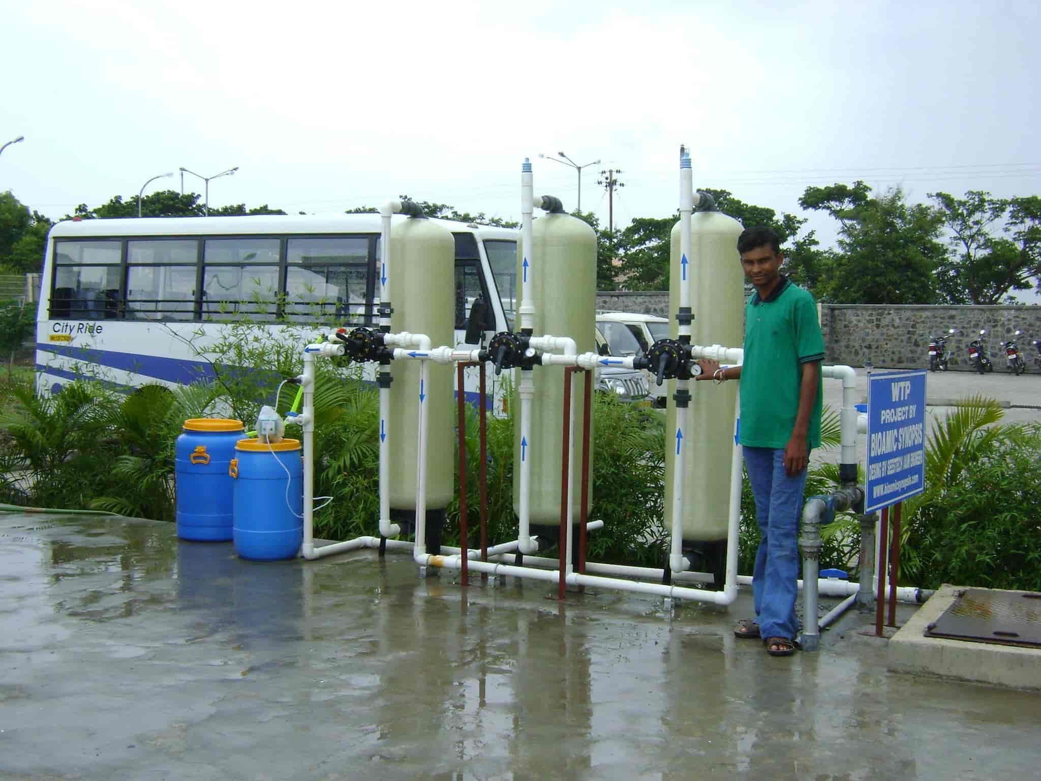 Aum Engineers Kurla West Waste Water Treatment Plant