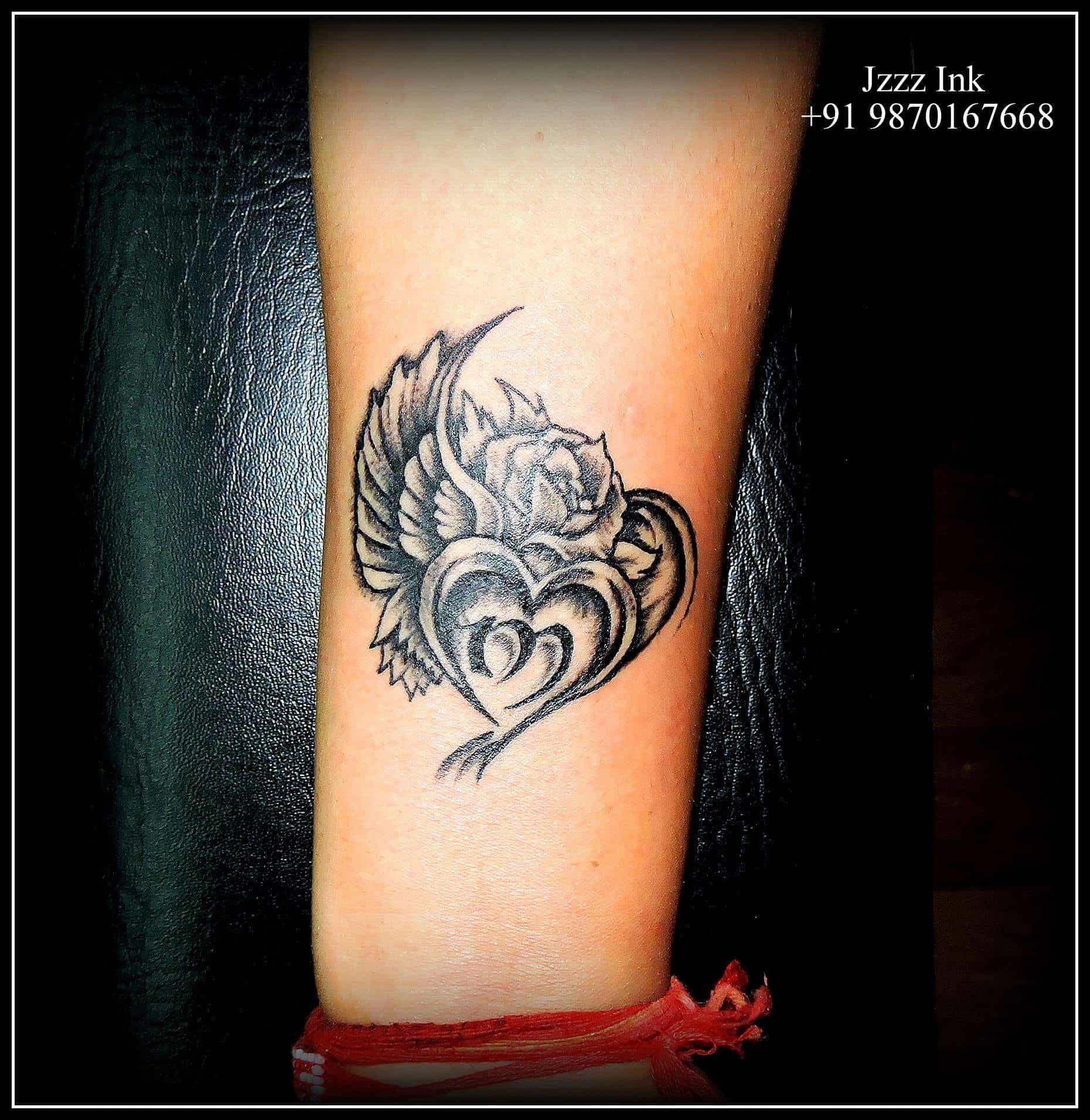 Iron Buzz Tattoos Andheri Mumbai: J K Tattoos Studio Marine Lines