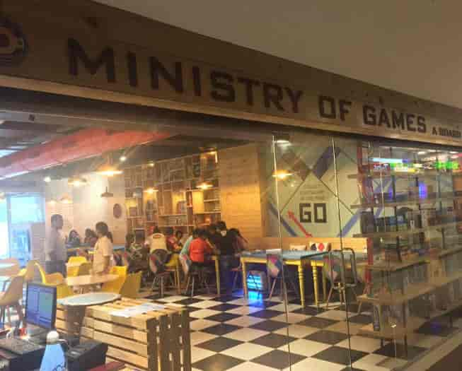 ministry of games mulund west mumbai fast food justdial rh justdial com