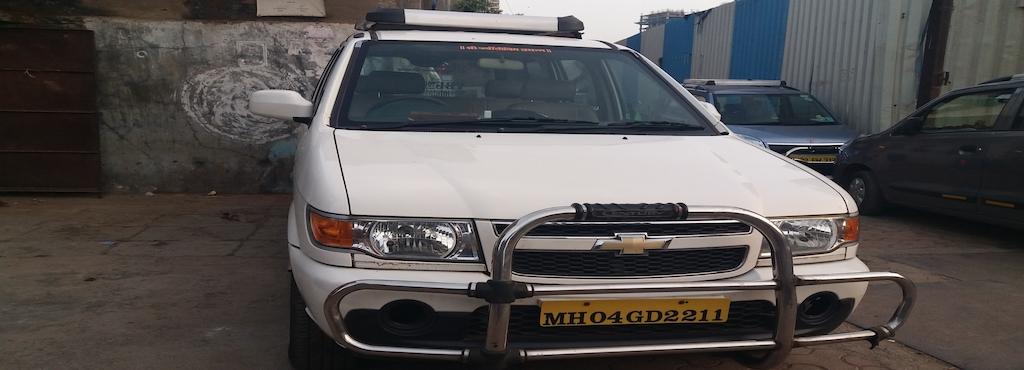 Vbl Tours Travels Jogeshwari West Car Hire Chevrolet Tavera In