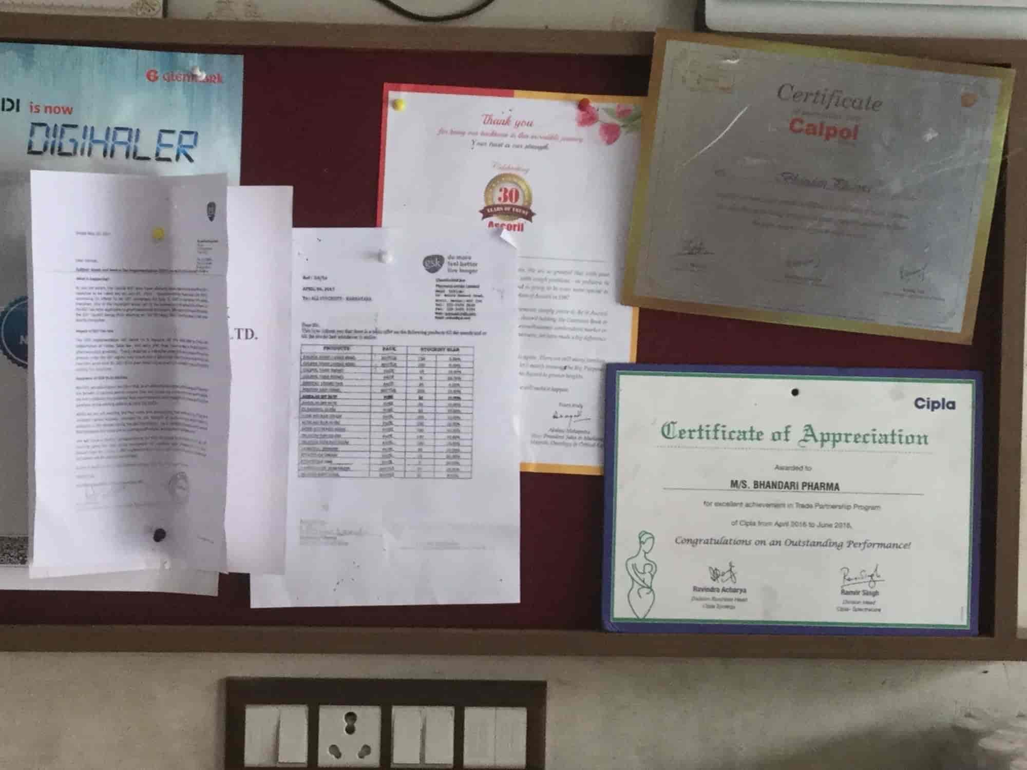 Top Glaxo Smithkline Pharmaceutical Distributors in Mysore