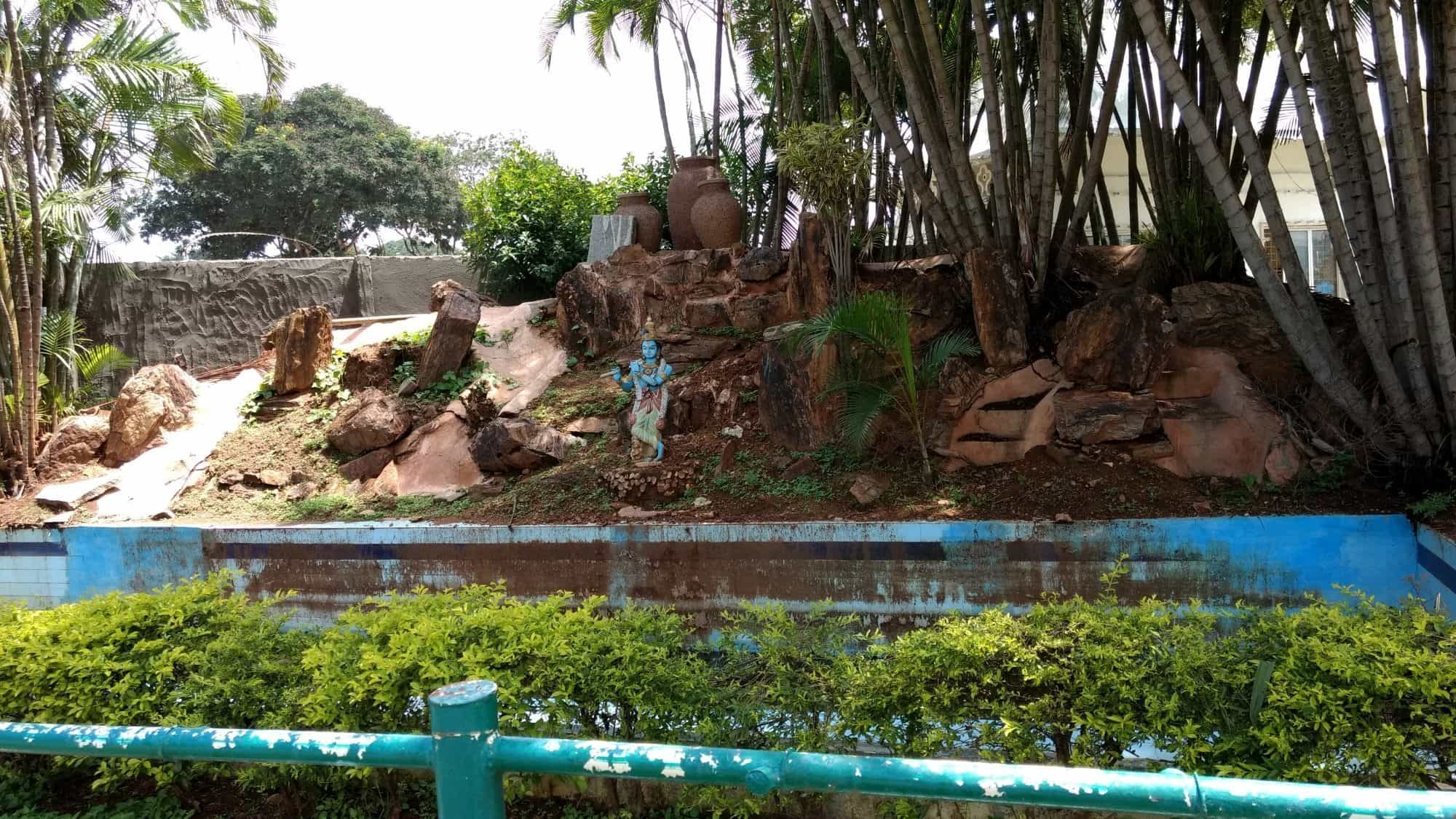 Mahadeshwara Garden Works