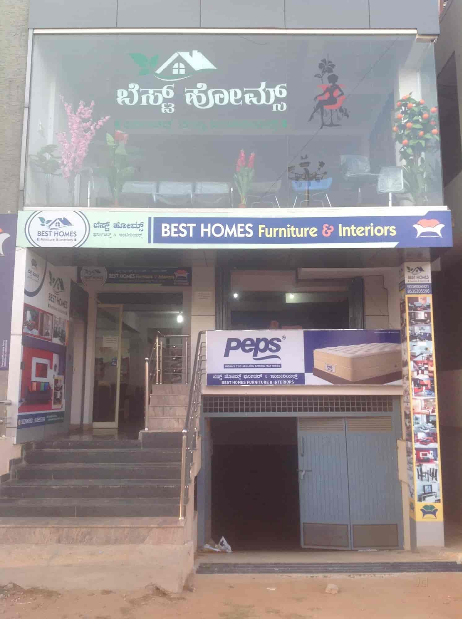 Front View   Best Homes Furniture And Interiors Photos, Vijaynagar 3rd  Stage, ...