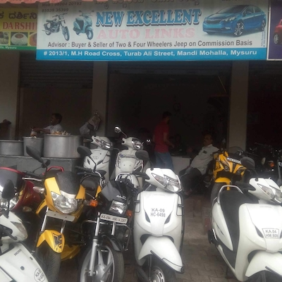 7194a0d2de236c New Excellent Auto Links, Mandi Mohalla - Motorcycle Dealers-Honda in  Mysore - Justdial