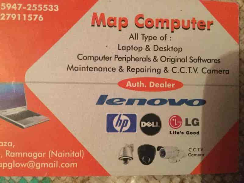 Map Computer, Ramnagar - Computer Repair & Services in ... on