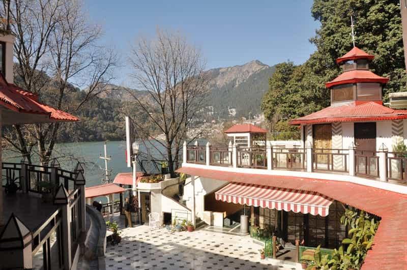 Exterior Alka The Lake Side Hotel Photos Nainital Hotels