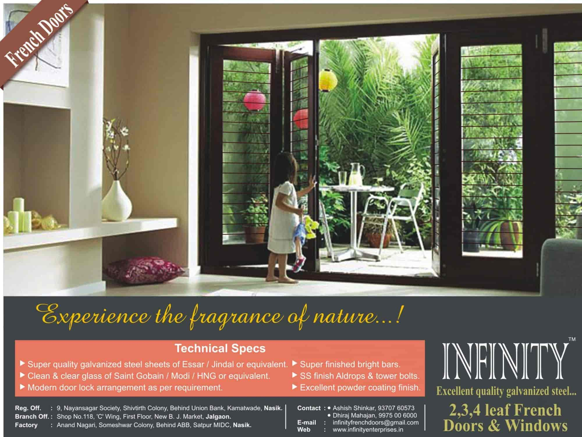 & Infinity Enterprises - Door Manufacturers in Nashik - Justdial pezcame.com