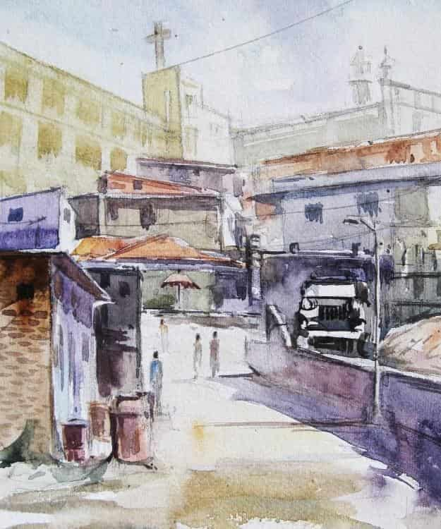 Exellent Architecture Drawing Classes In Mumbai Intended Decor