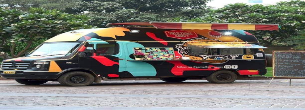 Something Saucy Noida Sector 135 Delhi Food Trucks Justdial