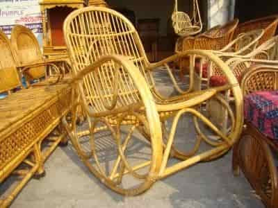 Charming ... Wooden Furniture   A 1 Cane Furniture Photos, Vithalwadi, Pune   Cane  Furniture Dealers ...