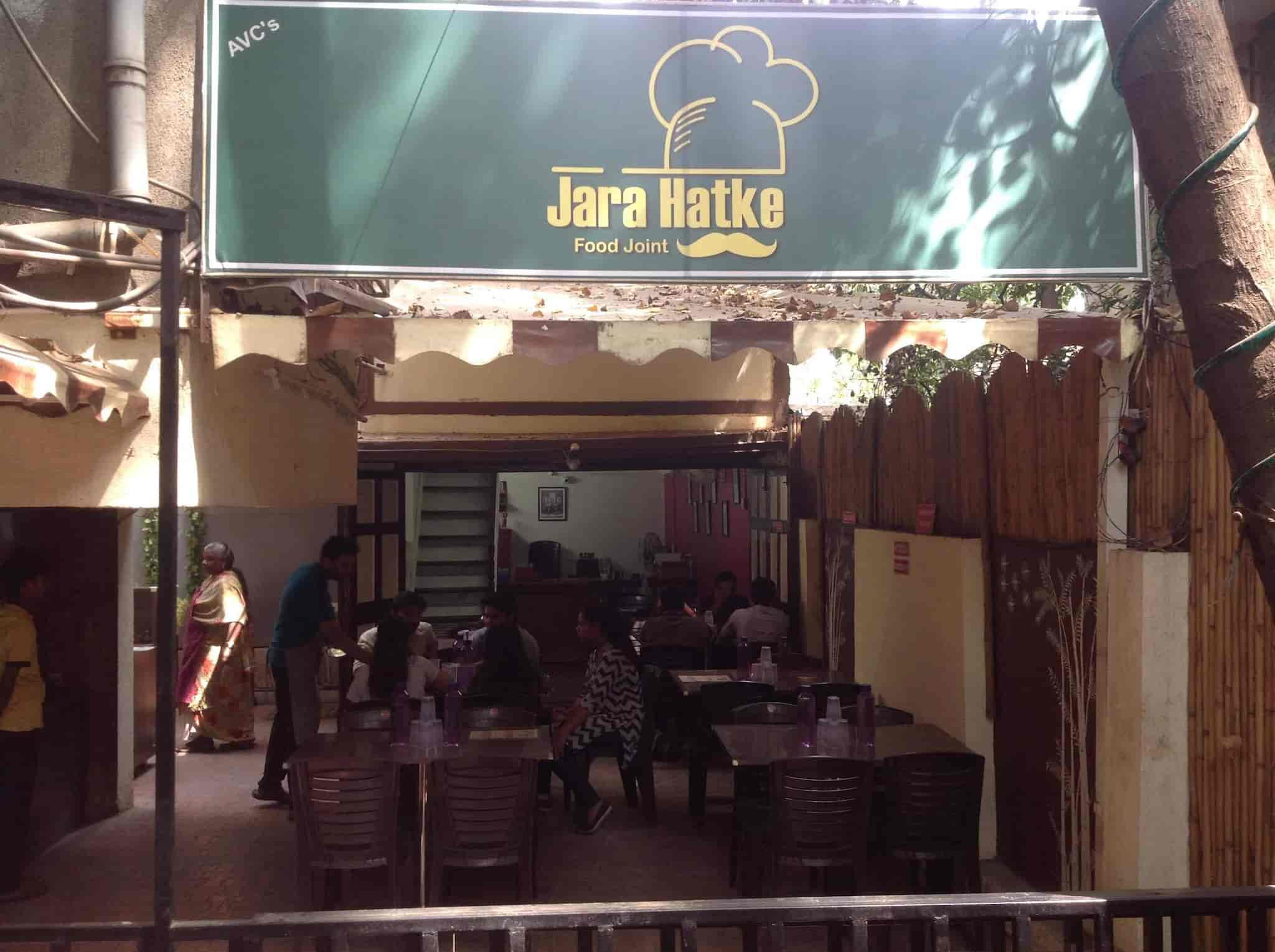 and jara hatke hotel