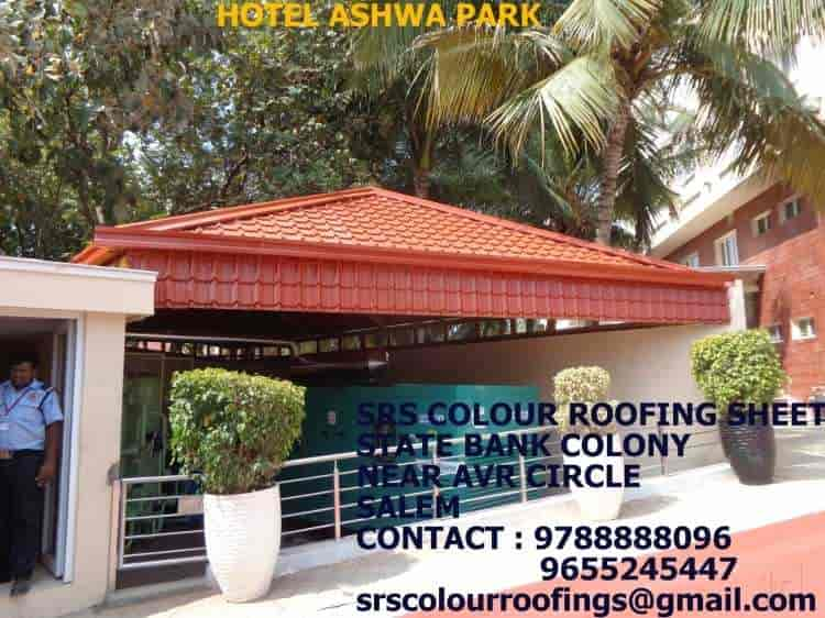 Srs Colour Roofing Sheet Ramanathapuram   Roofing Sheet Manufacturers    Justdial