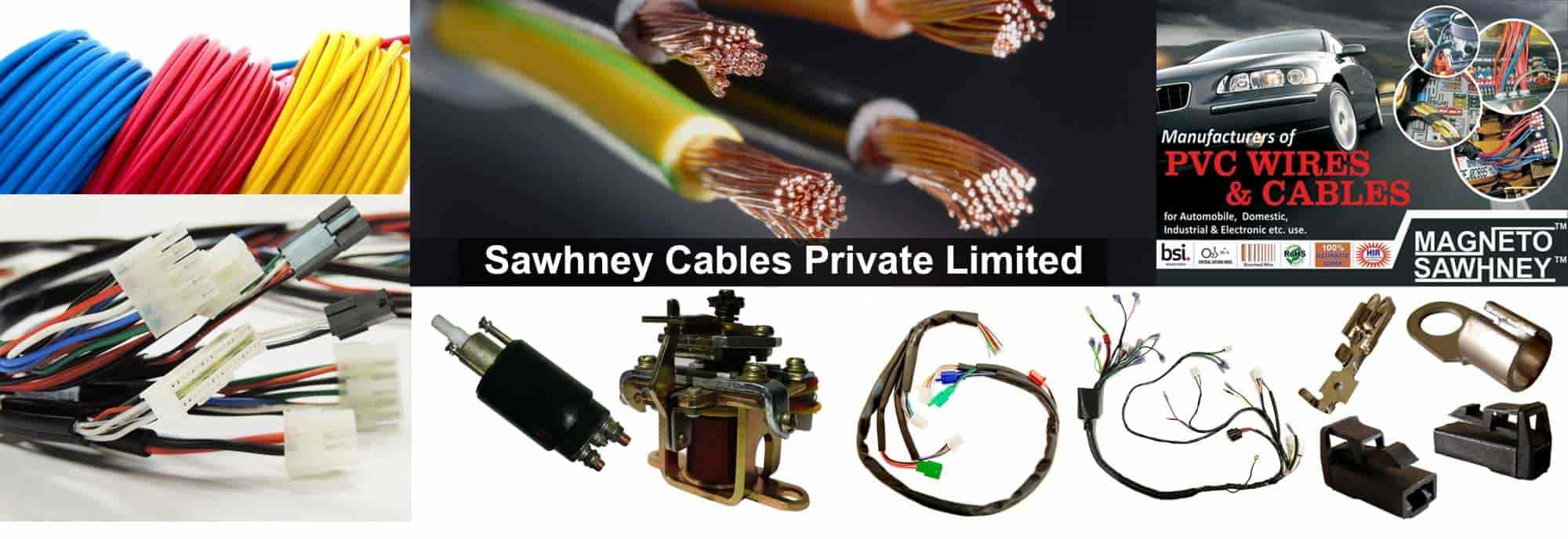 Sawhney Cables Private Limited, Rai - PVC Insulated Cable ...