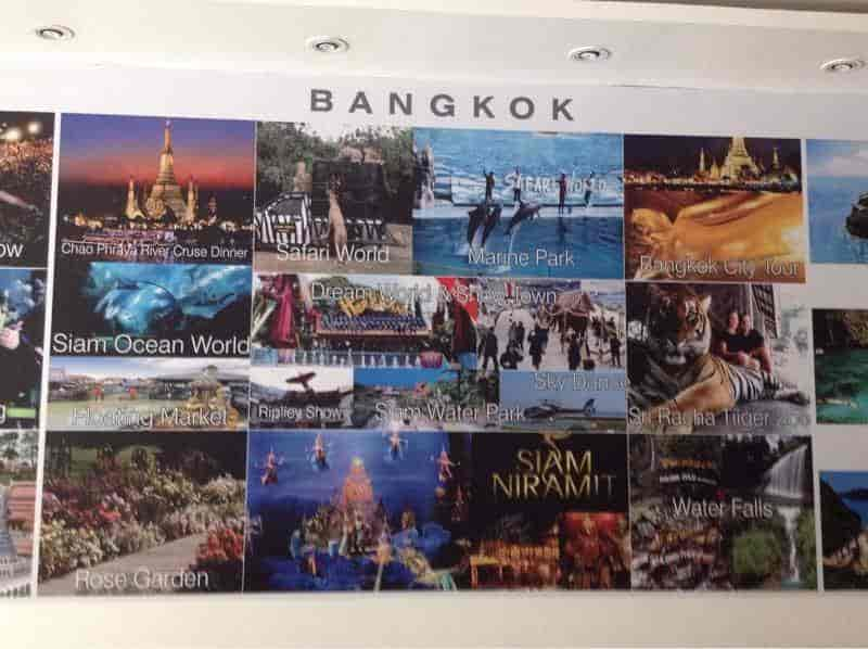 Asian pacific tours and travel