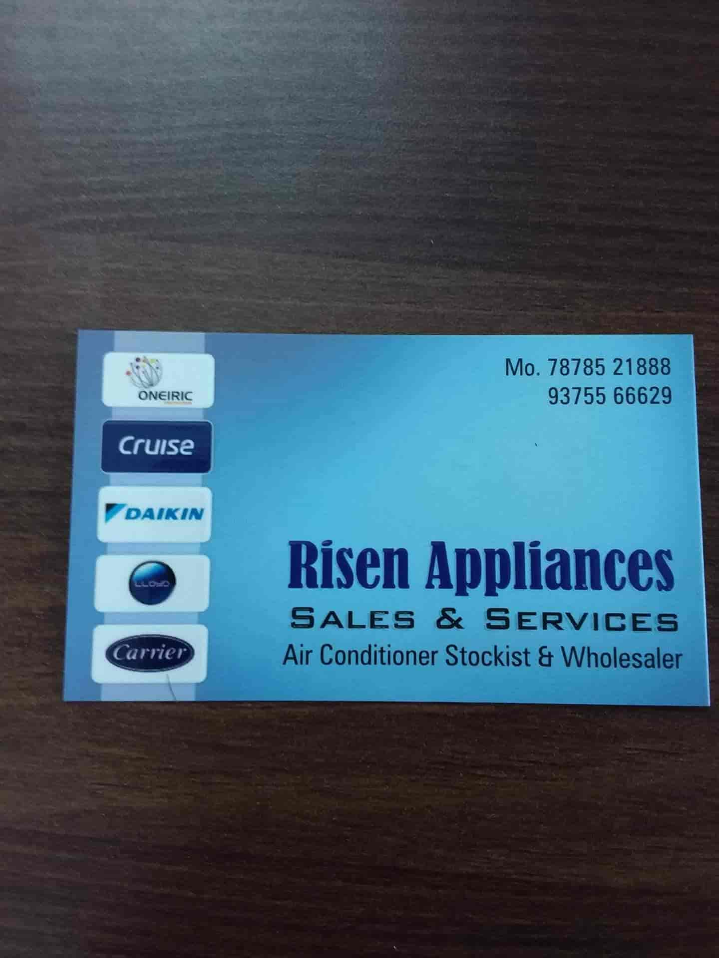 Risen Appliances Photos Parvat Patia Surat Pictures Images