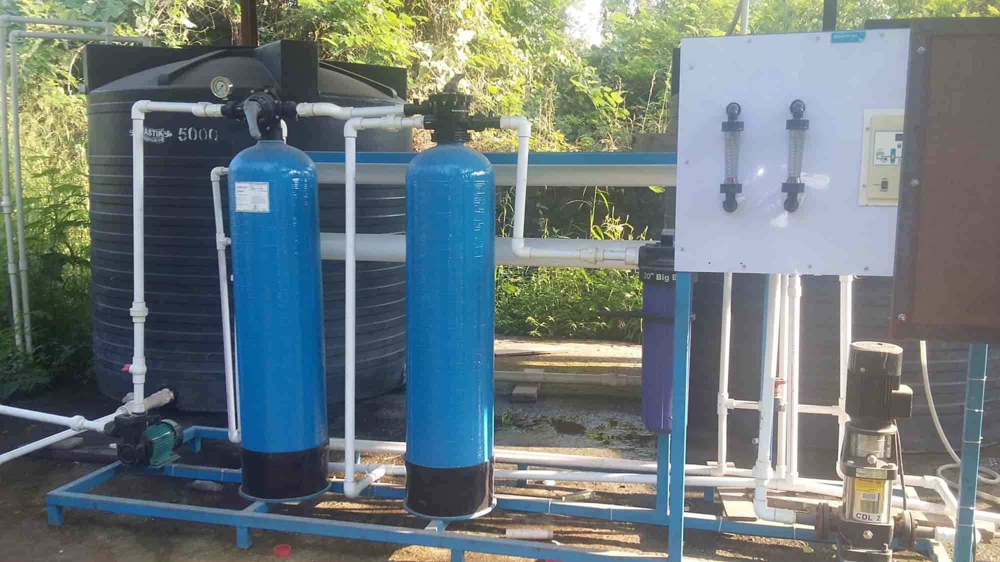 Jalamrut Water Treatment Kalyan City Water Treatment Plant