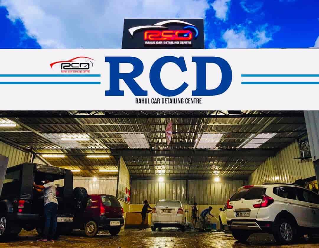 Rcd Trivandrum Rahul Car Detailing Centre Reviews Ulloor