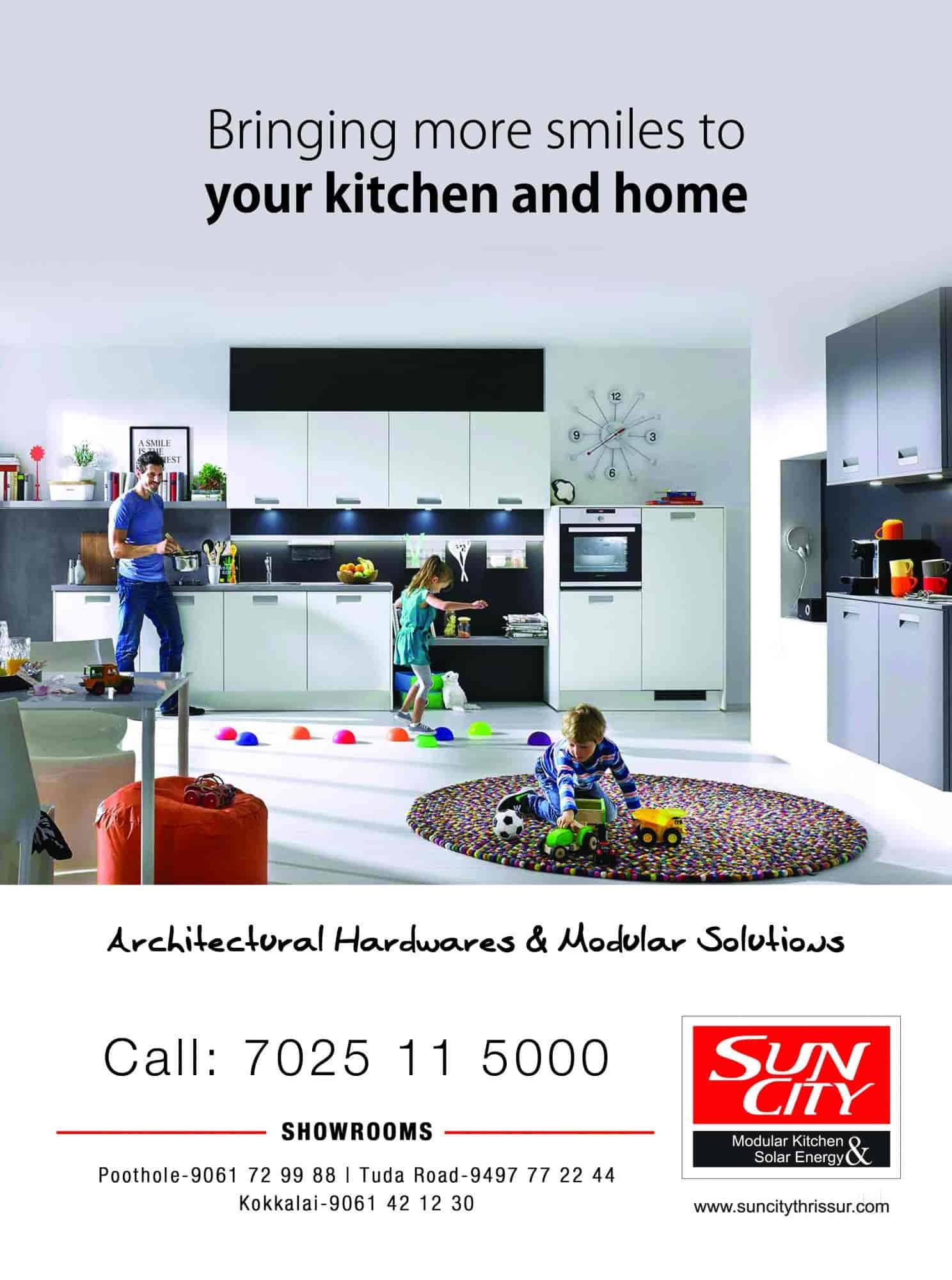 Sun City, Peringavu - Sun Citi - Modular Kitchen Dealers in Thrissur ...