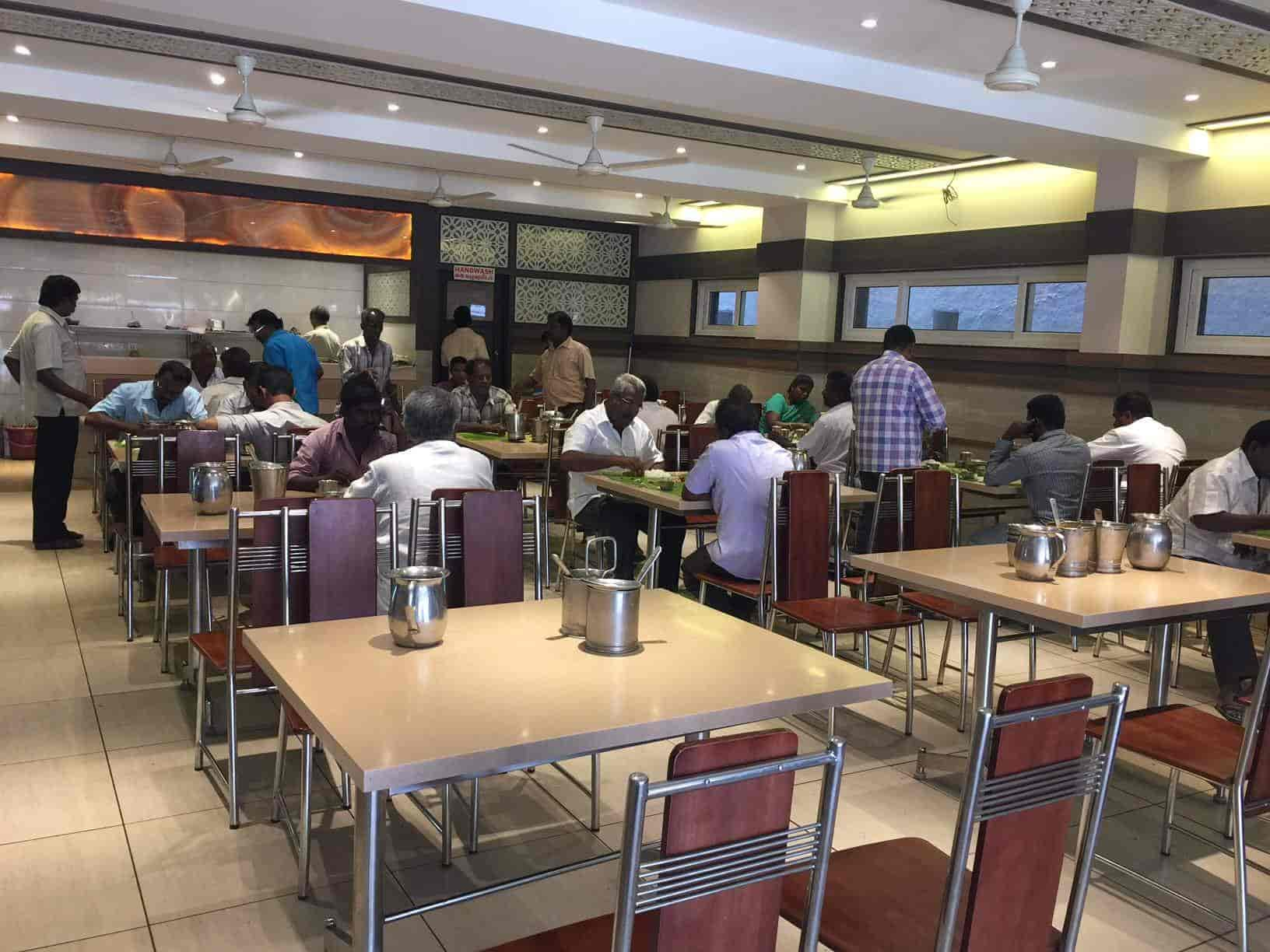 Jothi Restaurant Veg And Non Veg Ac Tiruchengode North