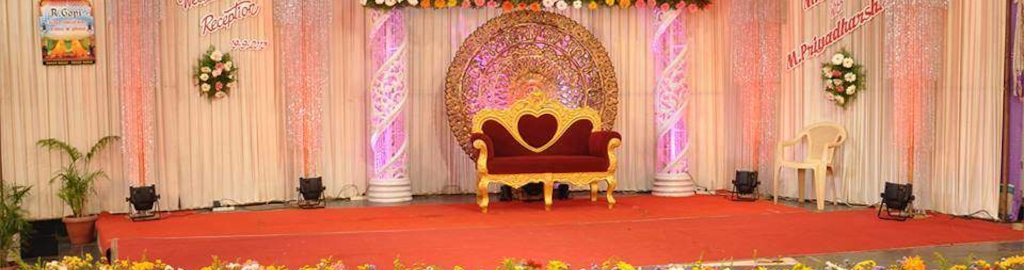Gobi Wedding Decoration Photos Palakarai Trichy Pictures Images