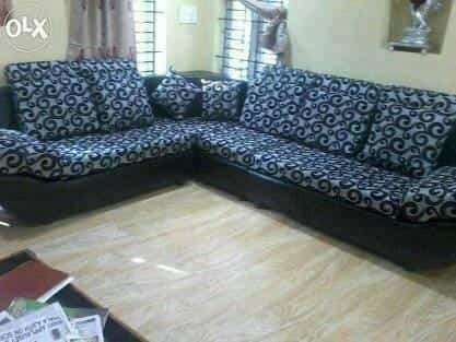 ... Sofa   Rich Wood Furnitures Photos, Edamalaipattipudur, Trichy    Furniture Manufacturers ...