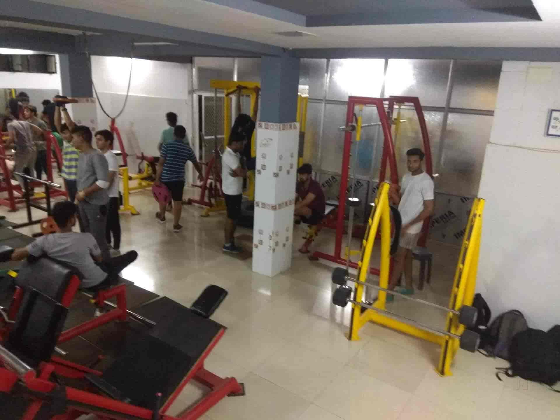 Body garage gym hiran magri gyms in udaipur rajasthan justdial