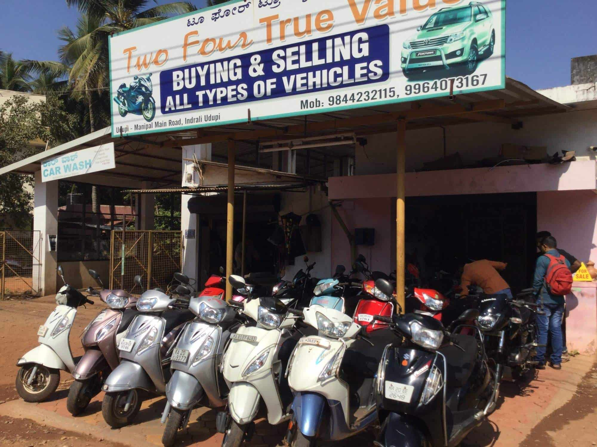 Two for true value Indrali Second Hand Car Dealers in Udupi