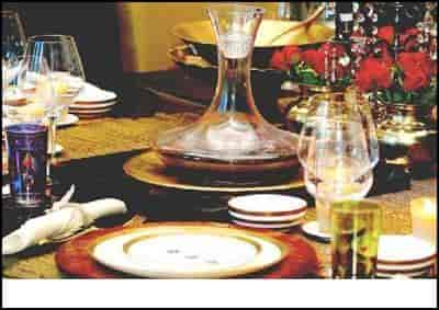 Dining Set Good Earth Photos Lavelle Road Bangalore Home Decor Dealers