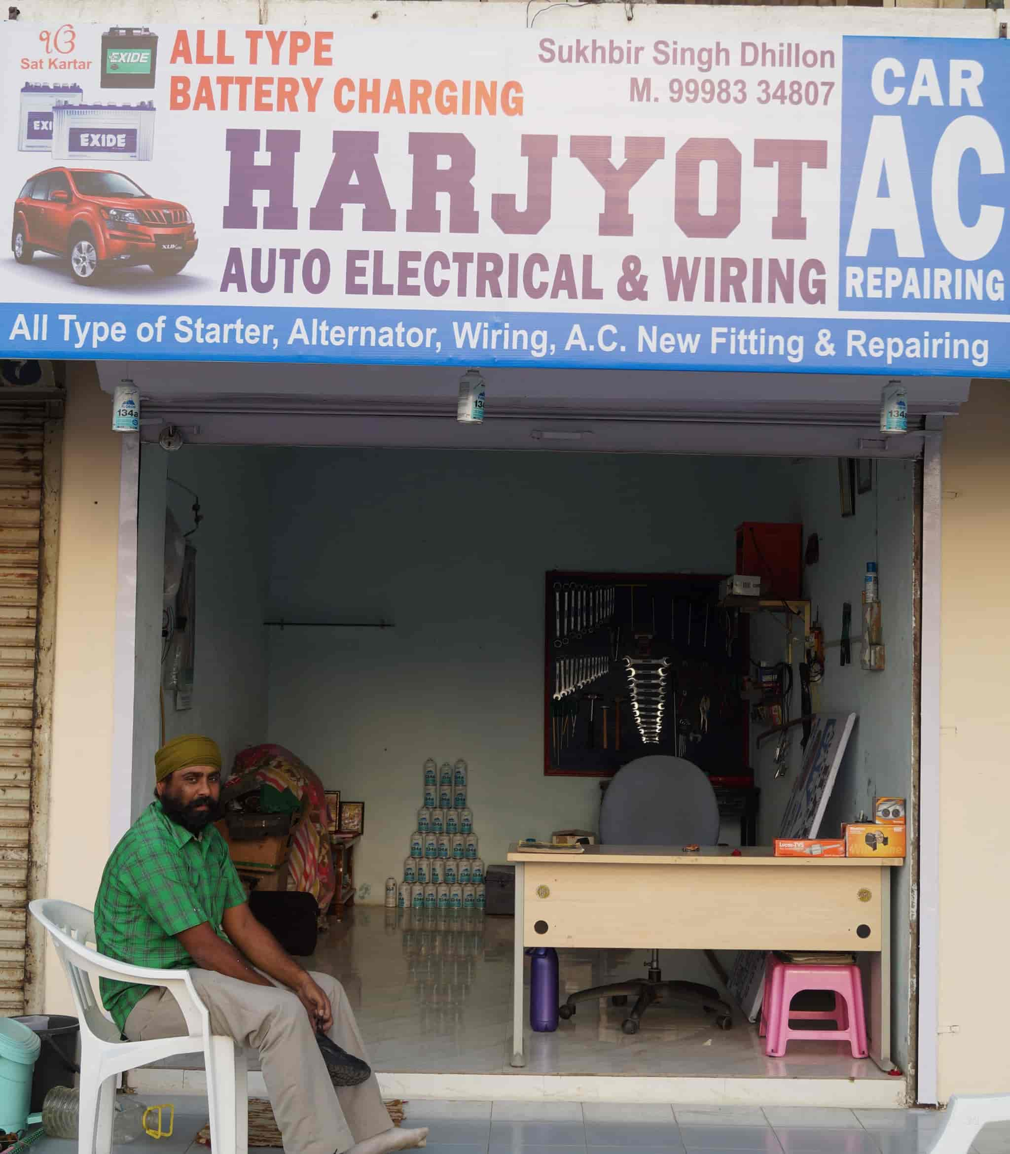 Terrific Harjyot Auto Electrical Wiring Photos Vasna Road Vadodara Wiring Cloud Tobiqorsaluggs Outletorg