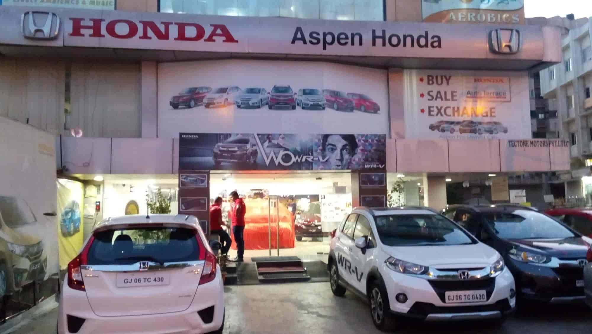 Aspen Honda, Old Padra Road - Car Dealers-Honda in Vadodara - Justdial
