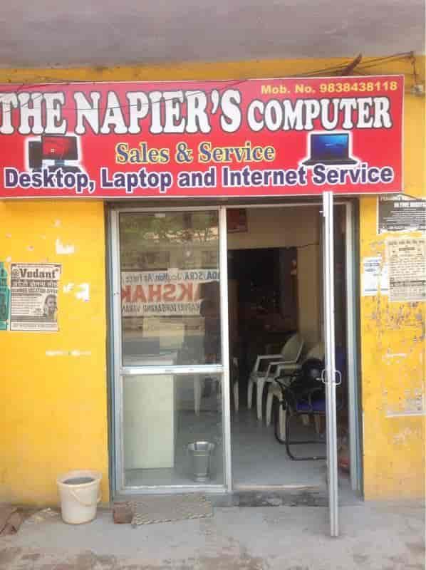 THE Napieru0027s Computer & THE Napiers Computer Photos Susuwahi Varanasi- Pictures u0026 Images ...