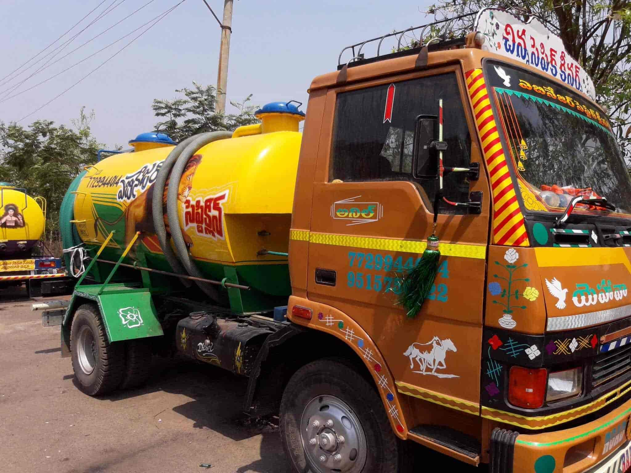 Top 50 Septic Tank Cleaning Services in Kancharapalem - Best