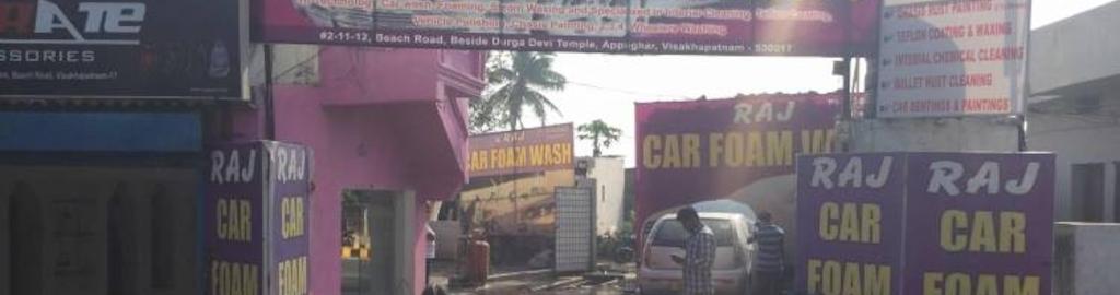 Raj Car Foam Wash Photos Mvp Colony Visakhapatnam Pictures