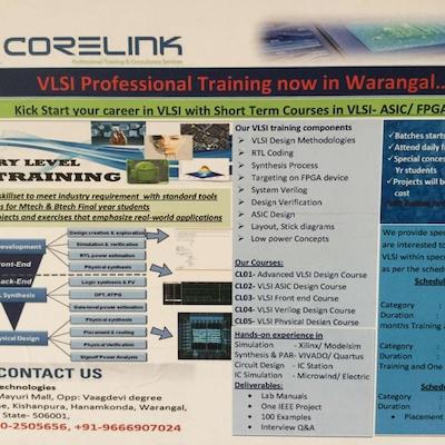 Corelink, Hanamkonda - Computer Training Institutes in