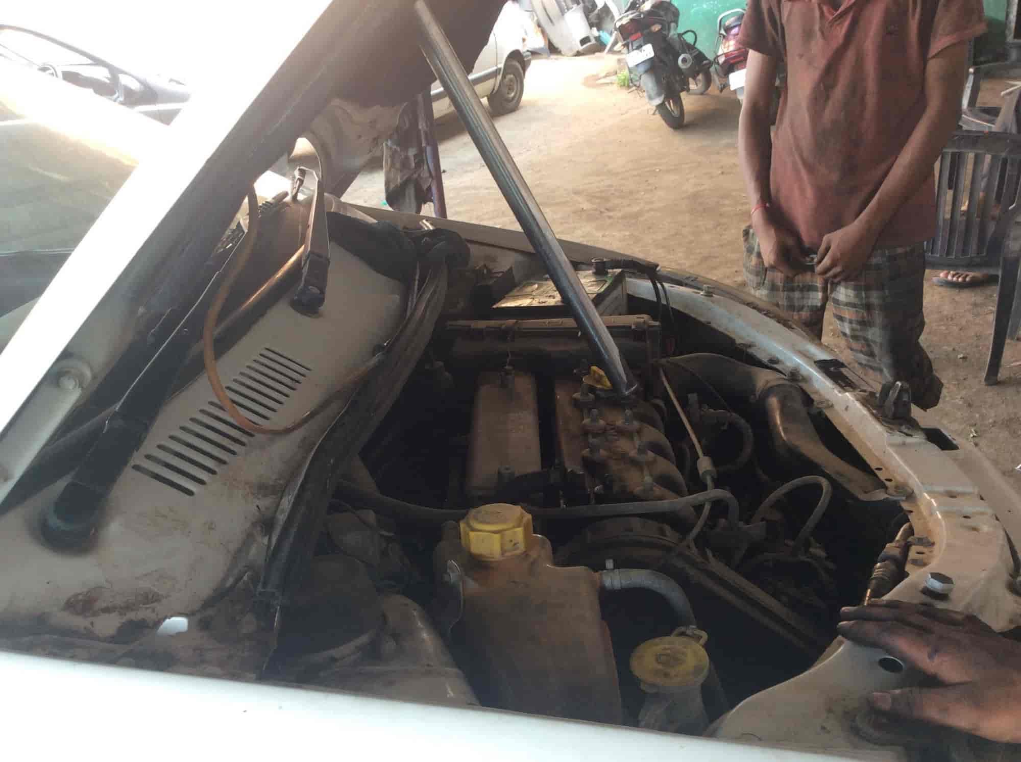 Pooja Motors Hanamkonda Car Repair & Services Maruti Suzuki in