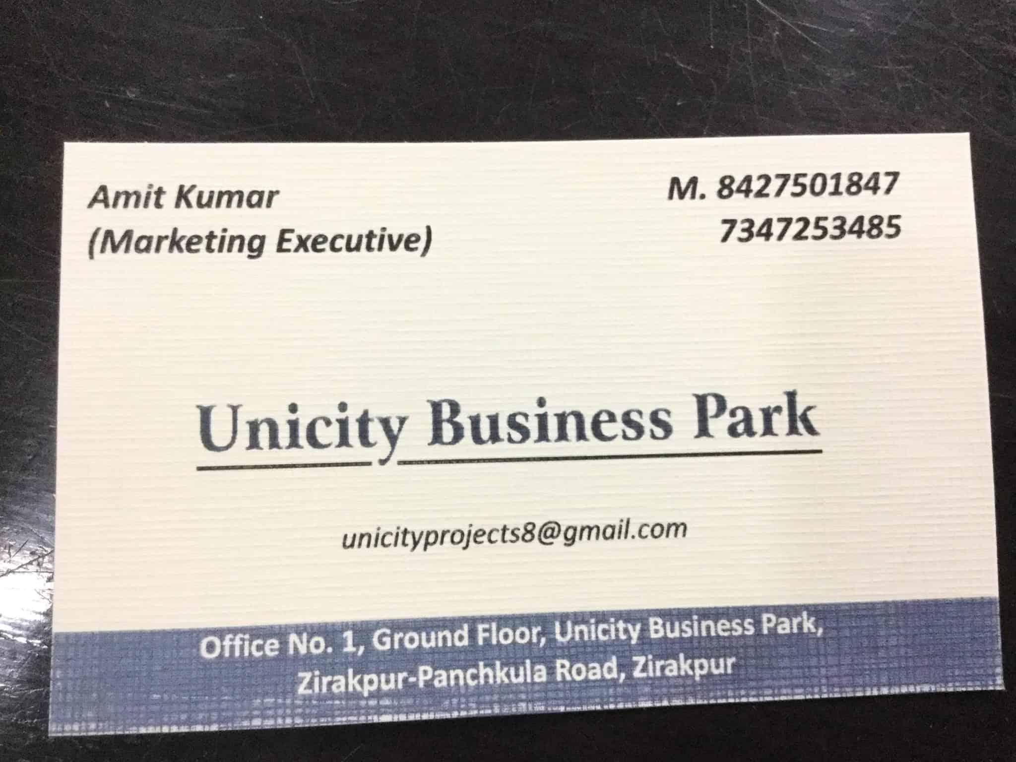 Unicity business park photos chandigarh pictures images visiting card unicity business park photos chandigarh parks colourmoves