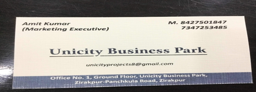 Unicity business park parks in chandigarh justdial unicity business park colourmoves