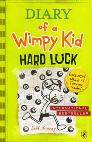 Diary of a wimpy kid hard luck by jeff kinney buy online diary of a wimpy kid hard luck solutioingenieria Choice Image