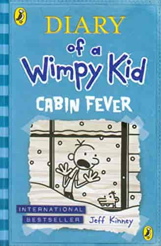 The wimpy kid do it yourself book diary of a wimpy kid by jeff diary of a wimpy kid 6 cabin fever solutioingenieria Choice Image