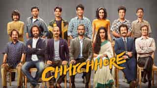 Chhichhore Hindi Movie Tickets Booking Online - Reviews