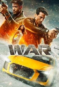 War (2019)- Movie Poster