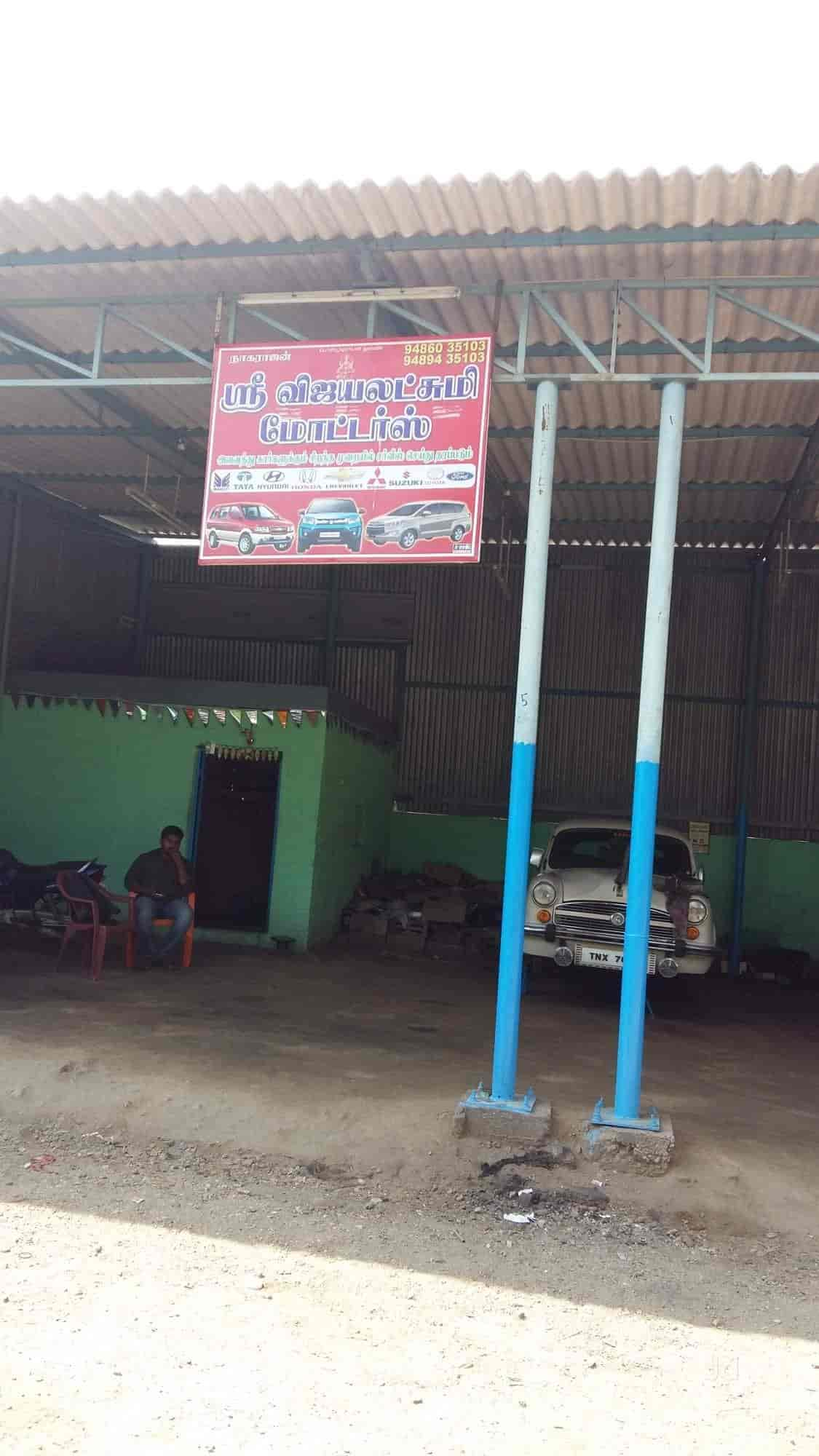 Vijaylakshmi Motors Andipalayam Tirupur Car Repair Services