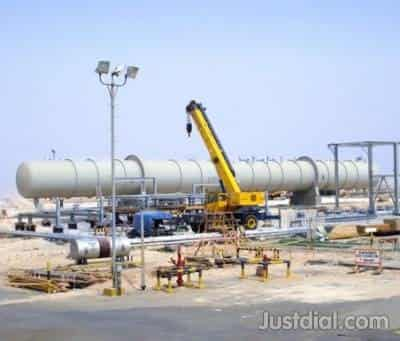Oil and gas companies in mussafah