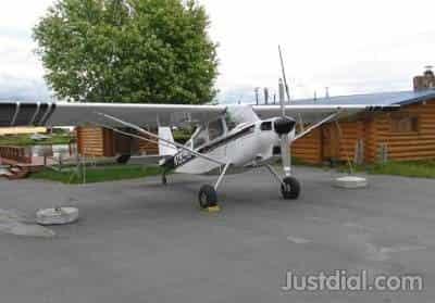 Alaska Aircraft Sales & Maintenance, near floatplane dr,lakeshore dr