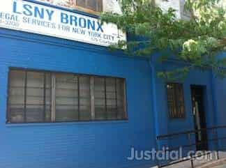 Lsny Bronx Housing Court Office Near Grand Concourse Mc Clellan St