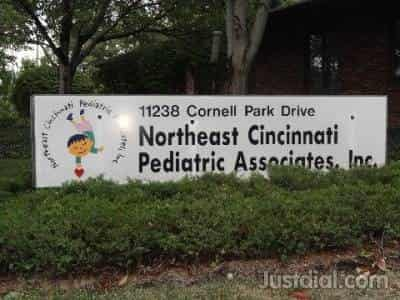 Northeast Cinti Pediatric Associates Inc Near Hilton Garden Inn Oh