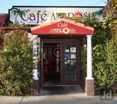 Cafe Ambrosia 1923 E Broadway Long Beach Ca 90802 1of10