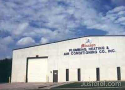 Mission Plumbing Heating Air Conditioning Co Inc Near Capital